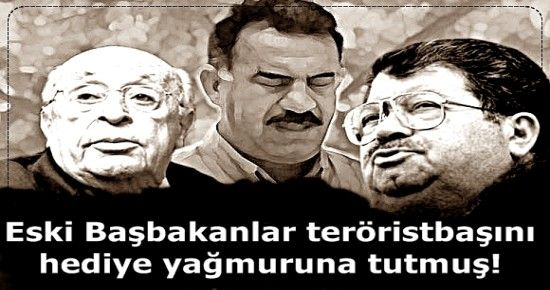 KRAVAT DEMİREL'DEN KALEM ÖZAL'DAN!