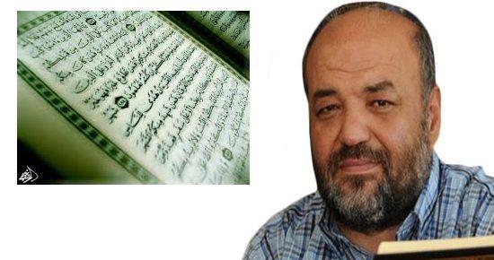 'KURAN DEĞİL KAFALAR TAHRİF UĞRAMIŞ'