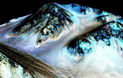 MARS'TA BULUNAN SU NEYİ DEĞİŞTİRECEK?
