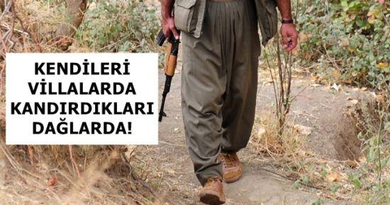 MASAK'DAN PKK'YA YÖNELİK ÇARPICI İDDİALAR!
