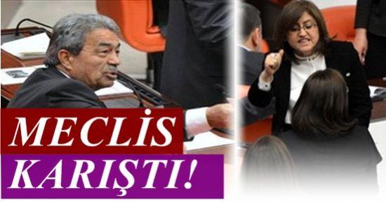 MECLİS KARIŞTI!