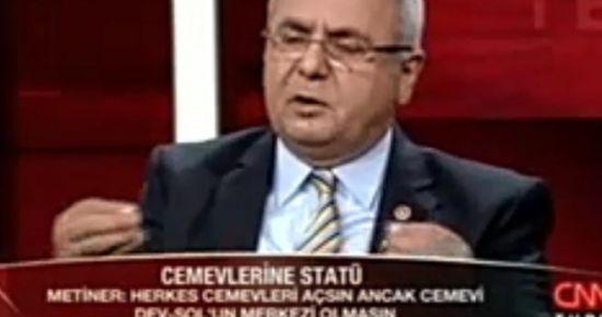 'MEHMET METİNER GÖZ ÇIKARDI'