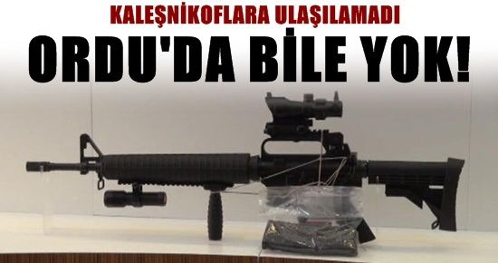 MEHMETÇİK'TE BİLE YOK!