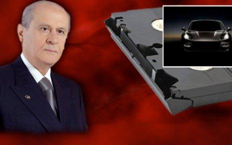 MHP'Yİ KIZDIRAN ARAÇ MEĞERSE...