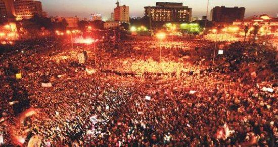 MISIR'DA İŞLER YİNE KARIŞIYOR...