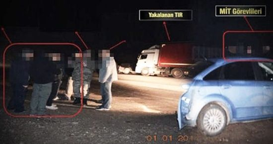 MİT, JANDARMA VE POLİS İLE ÇATIŞACAKTI!