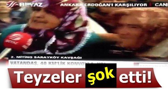 MUHABİR DE AKP'LİLER DE ŞOK OLDU!