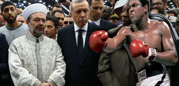 MUHAMMED ALİ'NİN AİLESİ HEDİYELERİ DE ALMAMIŞ...