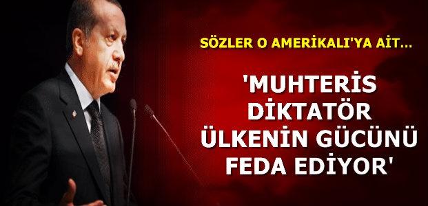 'MUHTERİS DİKTATÖR'