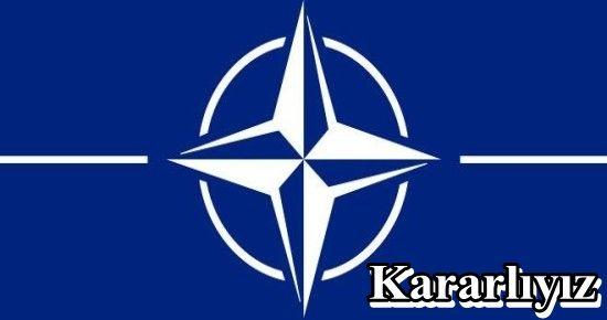 NATO MESAJI ALDI...