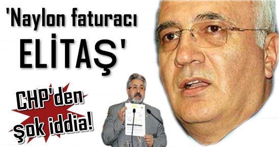 'NAYLON FATURACI ELİTAŞ!'