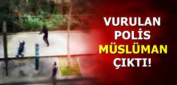 O POLİS MÜSLÜMANMIŞ!
