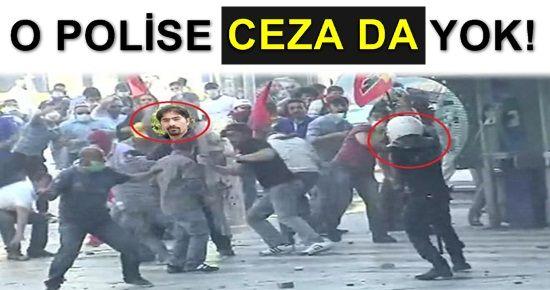 O POLİSE CEZA DA VERİLEMEYECEK!