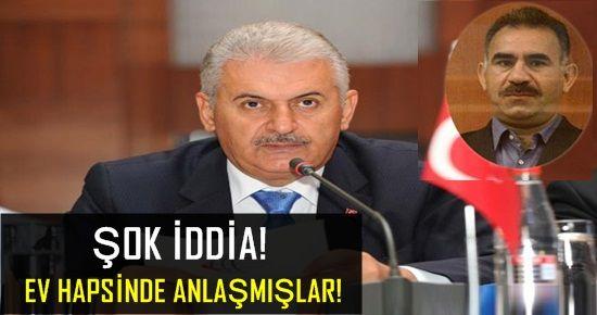 ÖCALAN'A EV HAPSİNDE ANLAŞMIŞLAR!