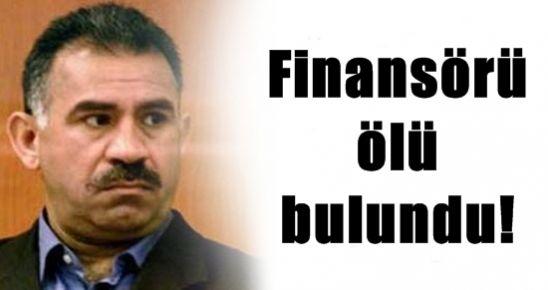 ÖCALAN'IN FİNANSÖRÜ ÖLÜ BULUNDU!
