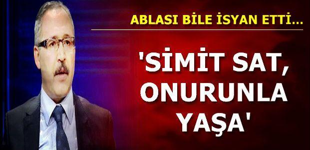 'ONU GÖRÜNCE TELEVİZYONU KAPATIYORUM'