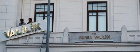 ORDU VE BURSA'DA T.C. GİTTİ!