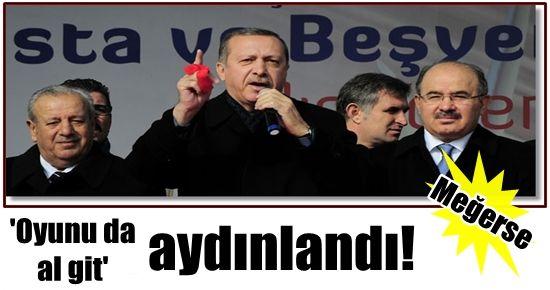 'OYUNU DA AL GİT' DE FLAŞ GELİŞME...