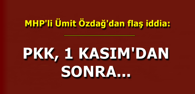 ÖZDAĞ HOCA'DAN FLAŞ İDDİA!