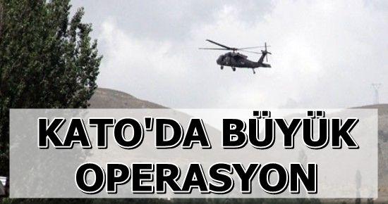 ÖZEL BİRLİKLER TERÖRİST AVINDA...