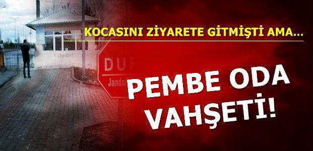 PEMBE ODA VAHŞETİ...