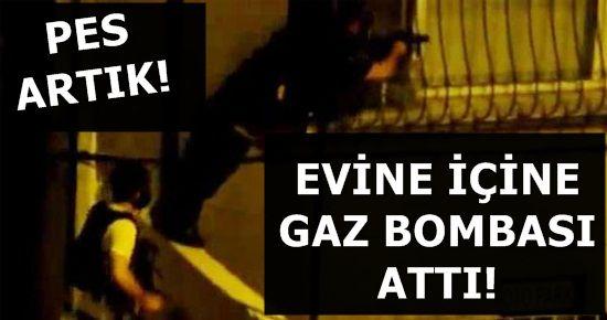 PES ARTIK! EVİN İÇİNE BİLE BOMBA ATTI!