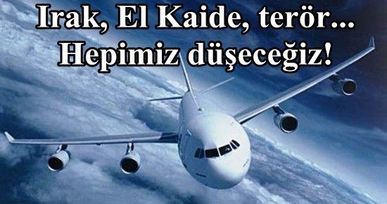 PİLOT ÇILDIRDI!..