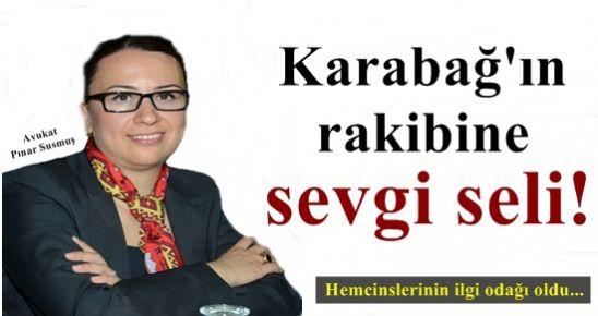 PINAR SUSMUŞ ŞİMDİDEN BAŞKAN GİBİ..!