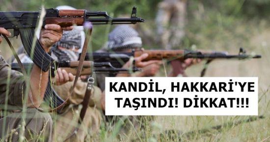 PKK BÜYÜK EYLEME HAZIRLANIYORMUŞ!