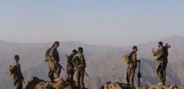PKK MAĞARALARA RAYLI SİSTEM KURDU!