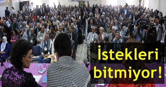 PKK TERÖR LİSTESİNDEN ÇIKARILSIN ÇAĞRISI!