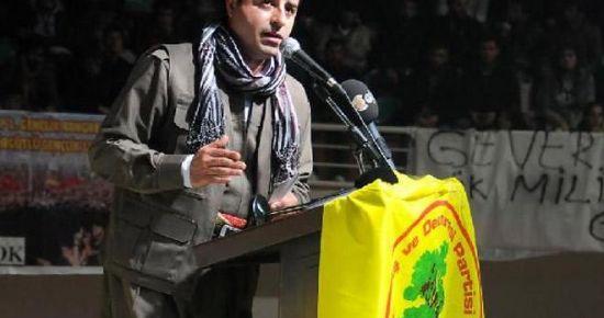 PKK'LI GİYSİSİ İLE ÖZGÜRLÜK ŞARTI KOŞTU!