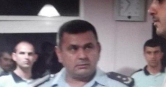 POLİS MÜDÜRÜ SAYGISINI GÖSTERMİŞ!