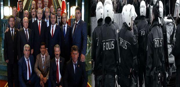 POLİSE VE MUHTARLARA ZAM PİYANGOSU...