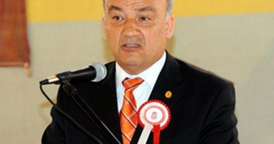 'POLİSİ ELEŞTİRME, DAĞA GİT'