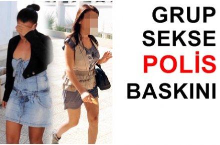POLİSİ GÖRÜNCE ŞOKE OLDULAR!