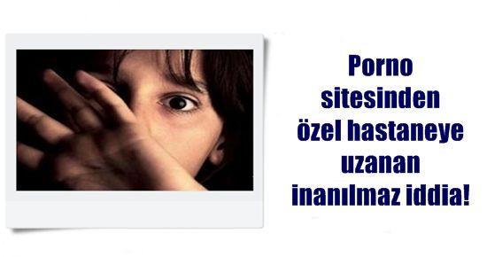 PORNO SİTESİNDE ORTAYA ÇIKAN TECAVÜZ!