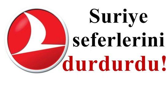 ŞAM VE HALEP SEFERLERİ ARTIK YOK