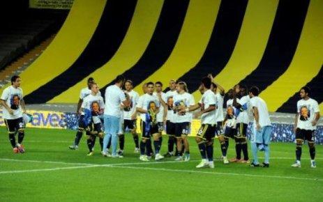 ŞAMPİYON 'AZİZ BAŞKAN' AŞKINA: 1-0