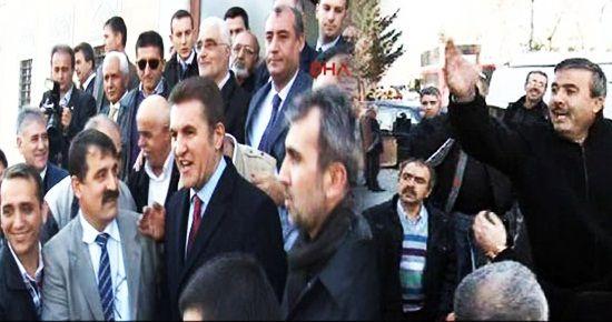 SARIGÜL'E CAMİİ TEPKİSİ...