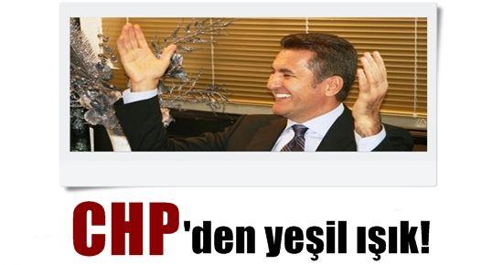 SARIGÜL'E CHP'DEN YEŞİL IŞIK!