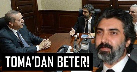 'ŞAŞMAZ, TOMA'DAN BETER'