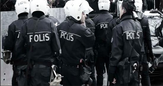 SAVCI İSTEDİ, POLİS KARŞI GELDİ!