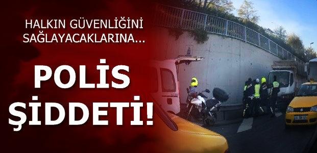 SEN MİSİN İTİRAZ EDEN? POLİS ŞİDDETİ...