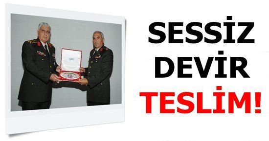 SESSİZ DEVİR TESLİM!