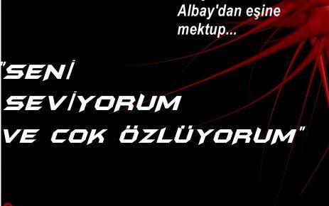 SEVGİLİLER GÜNÜ'NDE GÖNDERMİŞ...