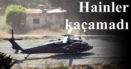 ŞİFRECİ HAİNLER YAKALANDI