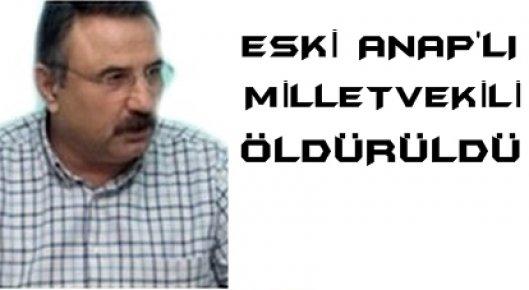 SİLAHLI SALDIRIYA UĞRADI...