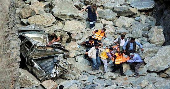 SKANDAL! PKK'YA SICAK KARAVANA...