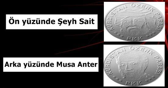 SONUNDA BU DA OLDU,  PKK KENDİ PARASINI BASTI!